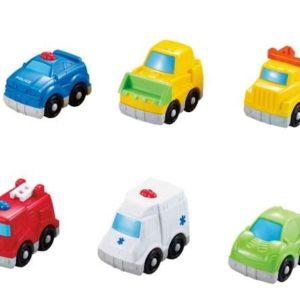 מארז 6 מכוניות לפעוטות33