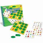 משחק זכרון פקק ירוק