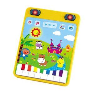 מדמה משחק לוח לתינוקות מחשב לוח הראשון שלי